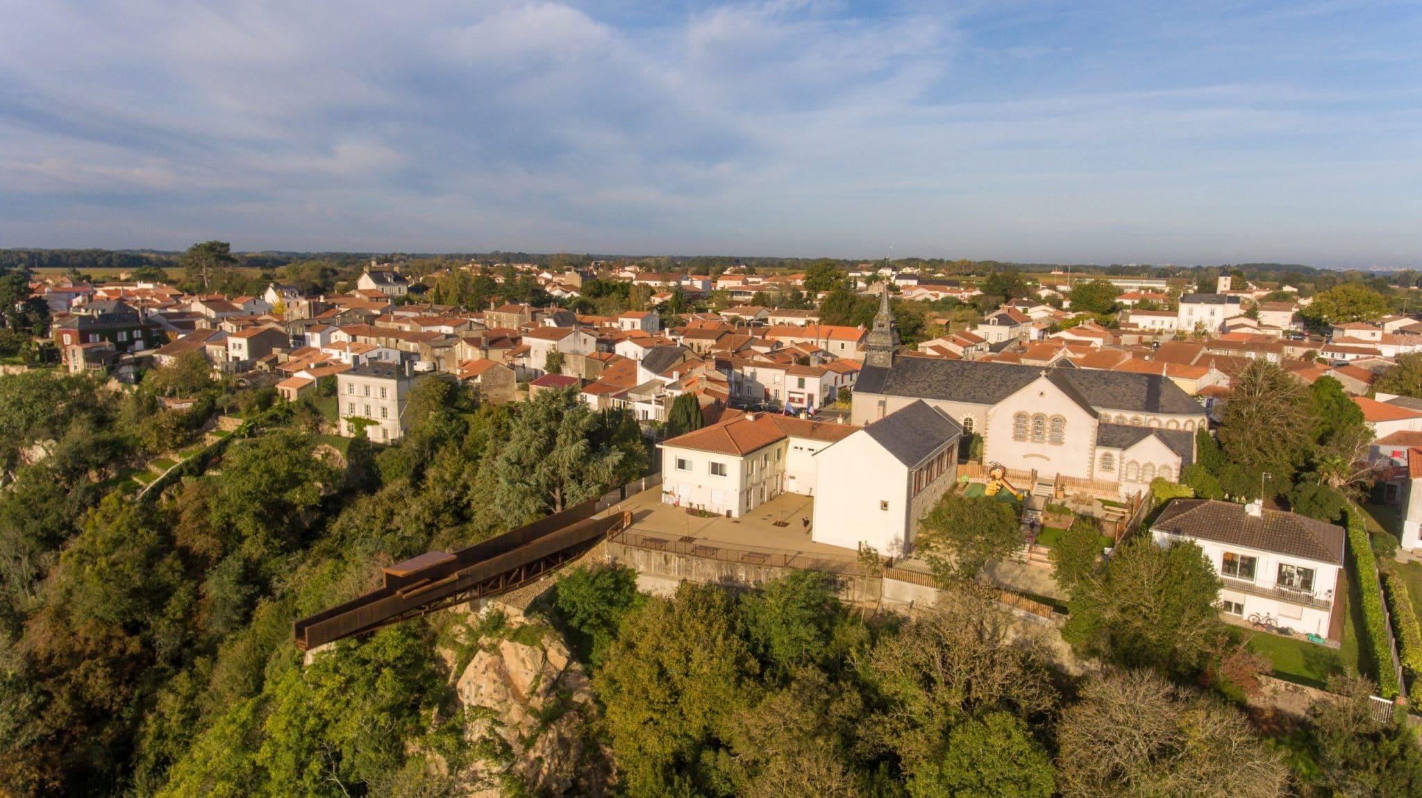 2020 : Château-Thébaud devient la star du Vignoble avec son Porte-Vue !